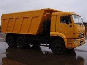 КАМАЗ САМОСВАЛ 6520-041