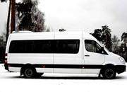Микроавтобусы в Алматы 18 местные