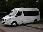 Микроавтобусы и Автобусы в Алматы