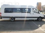 Развозка персонала в Алматы микроавтобусы и автобус