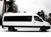 Служебная развозка в Алматы микроавтобусы и автобусы