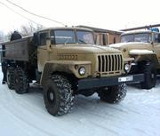 Продаю автомобиль Урал 5557 самосвал сельхозник
