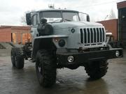 Продаю Урал 44202 седельный тягач без пробега