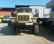 Продам Урал 44202 седельный тягач в идеальном состоянии