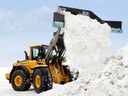 Услуги по очистке снега по городу