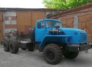 Урал 4320-1951-40 шасси длиннобазовое