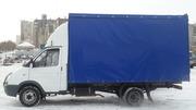 Доставка различного вида грузов на а.м Газель. Город,  область,  РК. РФ