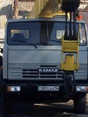 Продам Автокран КАМАЗ МК-25
