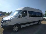Развозка сотрудников 21 местный автобус в Алматы