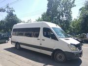Перевозка рабочих в Алматы микроавтобусы и автобус