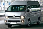 Транспортные услуги на микроавтобусах Мерседес Спринтер
